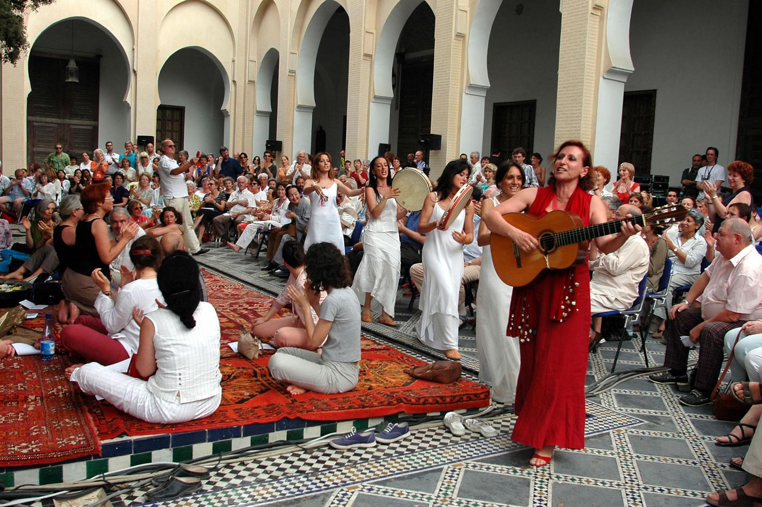 festival musique sacrée fez